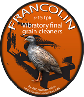 Francolin Vibration Cleaner
