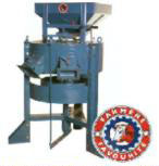 Horizontal Stone Mill. Grain Milling. Milling machine.
